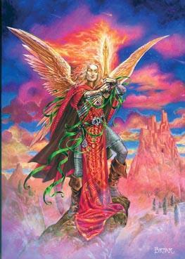 New Age Archangel Michael