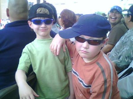 My little gangstas (Spring 2007)